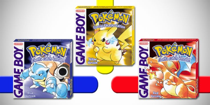 In honor of our new intro, and to a lesser extent, it being a leap year and #Pokemon's 20th anniversary, we are giving away five copies of the original Pokemon games for 3DS in the following break down:  Pokemon Blue (2) Pokemon Red (2) Pokemon Yellow (1) Giveaway from 2/29/16- 3/05/16. #Videogames #Giveaway