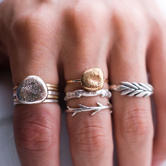 my obsession for rings