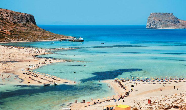 Οι 10 καλύτερες παραλίες στα Χανιά