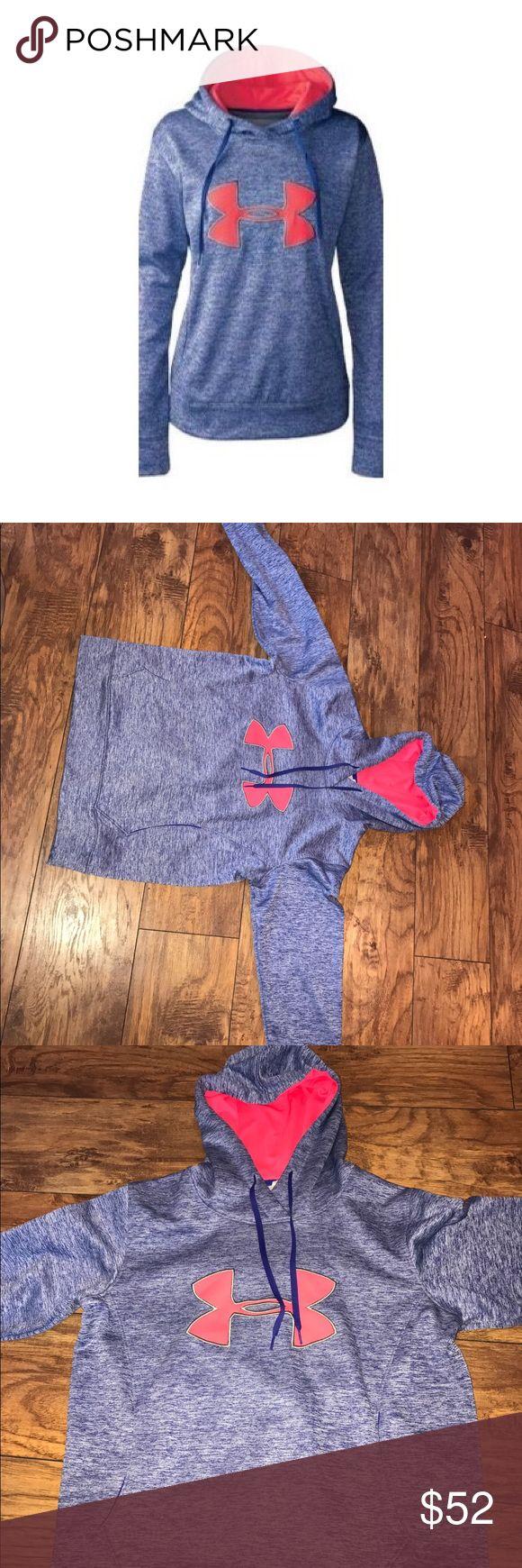 Women's Under Armour Hoodie Excellent used condition Womens Under Armour hoodie. Under Armour Tops Sweatshirts & Hoodies