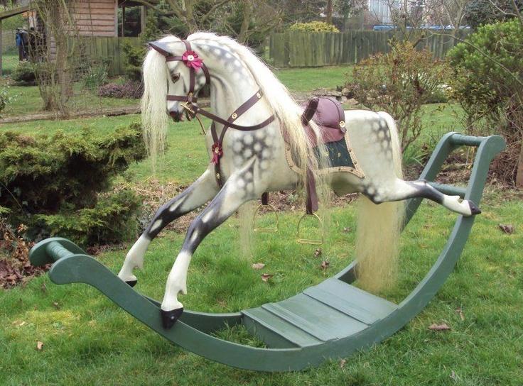 English Rocking Horses