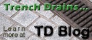 1000 ideas about trench drain on pinterest bathroom - Swimming pool deck drain channels ...