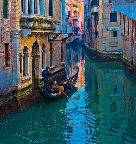 Venice, Italy. My favourite city <3 I want to go back!!