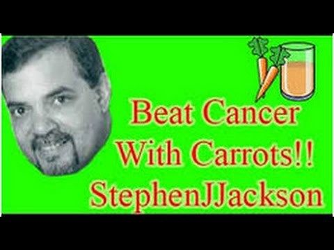 Juicing 5lbs Pounds of Carrots for Cancer - Stephen Jackson - ✅WATCH VIDEO👉 http://alternativecancer.solutions/juicing-5lbs-pounds-of-carrots-for-cancer-stephen-jackson/   	  Juicing 5 pounds of carrots for cancer. Stephen Jay Jackson, Stephen Jackson update on juicing, PH Balance, Trials and supplements. This is an updated video that will help you understand more about the juice production process and why, or why not, it gets results. As indicated in the video,...