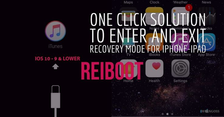 http://ift.tt/2gzjUyo to Enter and Exit Recovery Mode with ReiBoot on iPhone-iPad in iOS 10 http://ift.tt/2fsyQCt  ReiBoot Toolallows and fixes whenever you need to enter and exit recovery mode on any iPhone - iPad without iTunes and also fixes iPhone-iPad stuck in Apple logo Boot Loop and other iOS stuck issues on iOS 10 and below with one click.  ReiBoot is free software from Tenoshare which makes you easy to enter and exit recovery mode without need of iTunes on any iPhone iPad and iPod…