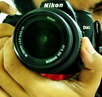 My Weapon of Choice (Nikon D90)
