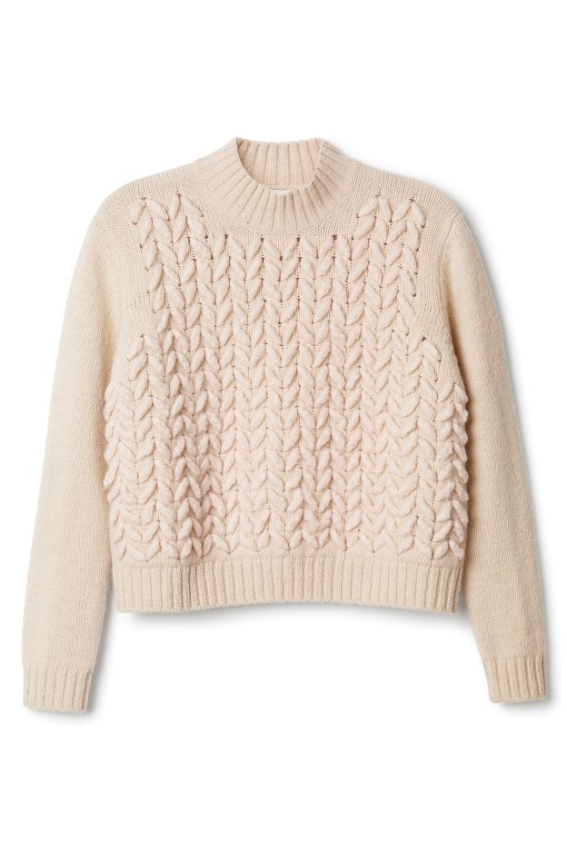 Weekday | MTWTFSS Collection | PC Loop knit sweater
