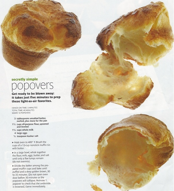 17 Best images about ~ Popovers ~ on Pinterest | Nutella ...
