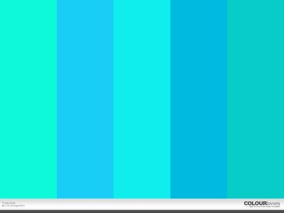 1000 images about trending blue colors 2014 tranquil for Turquoise colour images