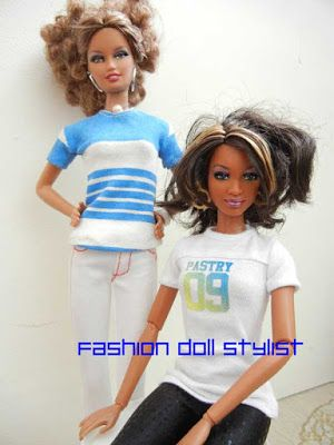 Fashion Doll Stylist: A Trace of Style