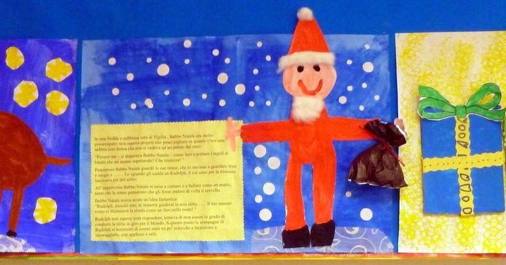 Rudolph... una bella storia di Natale, conosciuta da tutti.   Rudolph è una piccola renna molto particolare.  Come dice Iacopo Melio,...