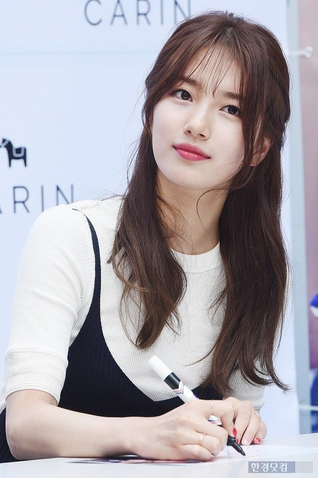 suzy hair style korean hairstyle with bangs 2016 hair 5027