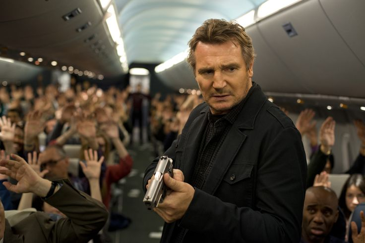[Critique] « Non Stop » Du grand, du pur, de l'extase de film du dimanche soir featuring son maître absolu Liam Neeson