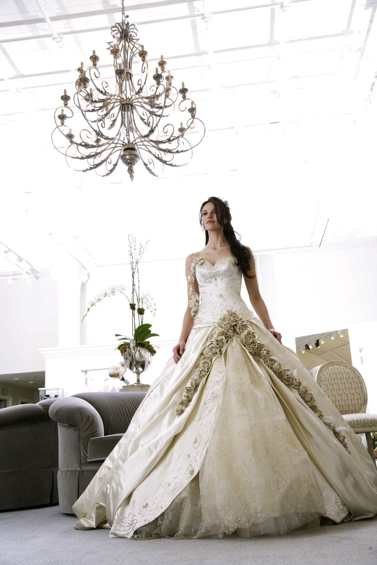 Kleinfeld's Most Expensive Pnina Tornai Gown EVER   Expensive ...