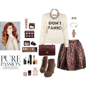 """pure passion"" by annakillerangel on Polyvore"