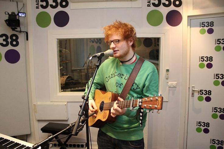 Ed Sheeran live @ Evers Staat Op