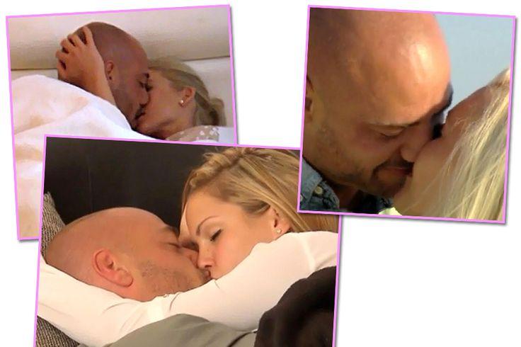 """Bachelor 2014 – die HomedatesIst das etwa ein Indiz, dass Katja gewinnt? In Folge sechs von """"Der Bachelor"""" tauschte Christian heiße Küsse"""