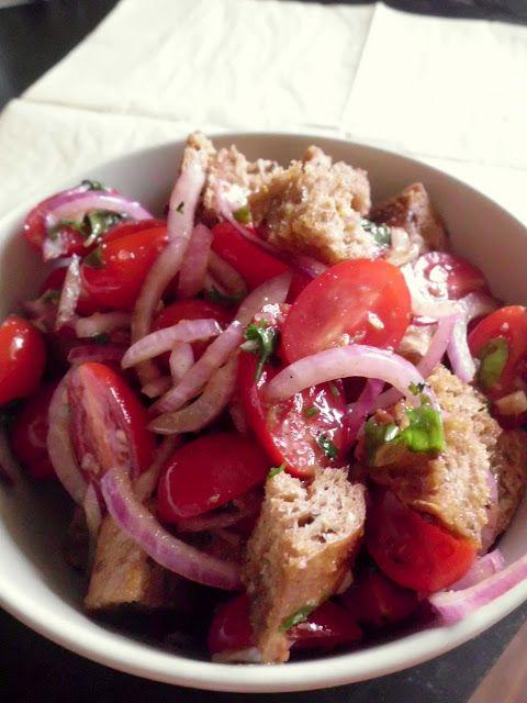 S vášní pro jídlo: Panzanella