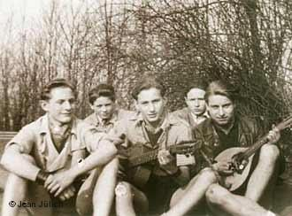 """Not every young man and woman in Nazi Germany was a member of the Hitler Youth. Thousands of teenagers, who had dropped out of Nazi-run schools, were simply counter-culture troublemakers but eventually transformed themselves into an active resistance against Hitler and his government. They called themselves """"The Edelweiss Pirates."""" The Gestapo called them criminals.  It wasn't until 2005 that Germany declared the Pirates """"rehabilitated"""" and their criminal records were wiped clean."""