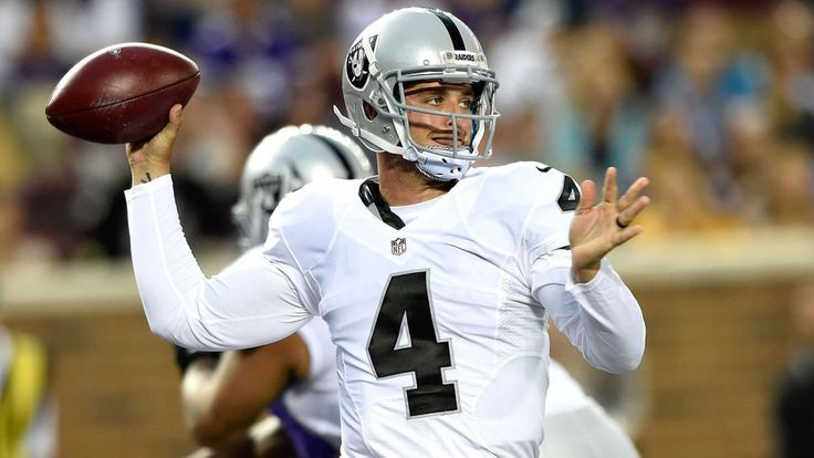 Derek Carr's 314 yards in Oakland's 27-20 win over the Cleveland Browns on Sunday marked the first time a Raiders quarterback passed for 300 or more yards in back-to-back victories since Rich Gannon did so in the team's AFC Championship season in 2002.