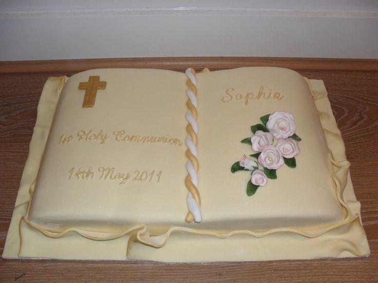 D Bible Cake