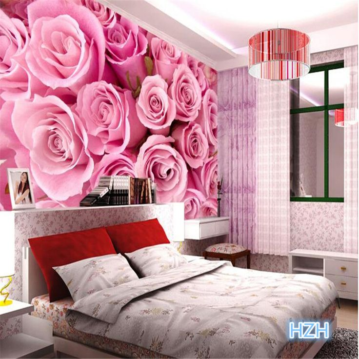Appealing Purple Living Room Wall Murals
