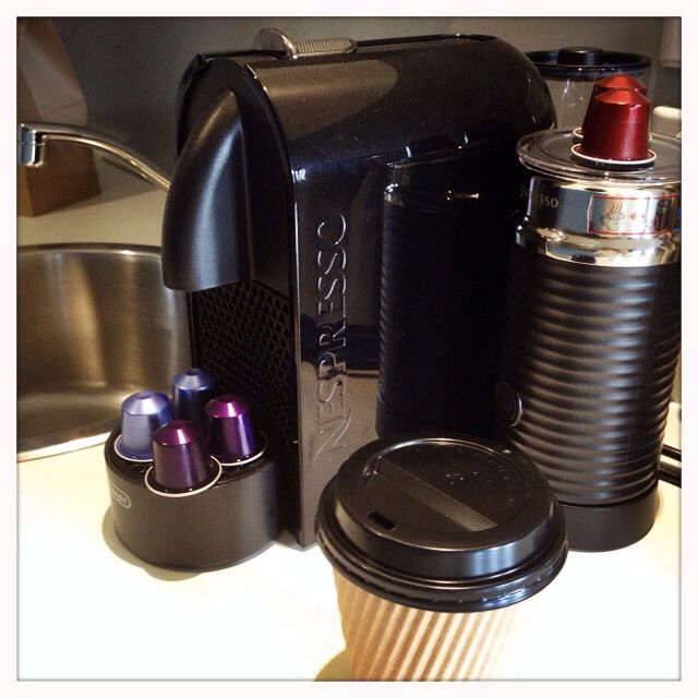 Every room has  complimentary Nespresso @ Perry Street Hotel Mudgee. No better way to start a day!!