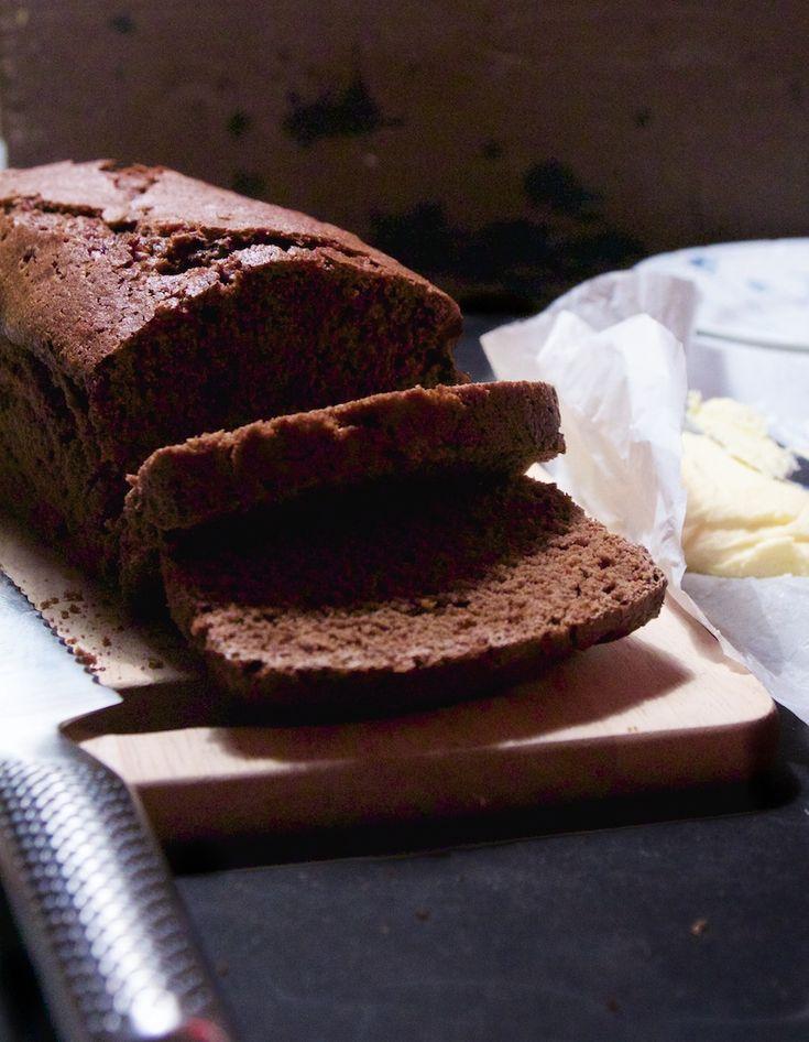Ølkage - måske verdens nemmeste kage.