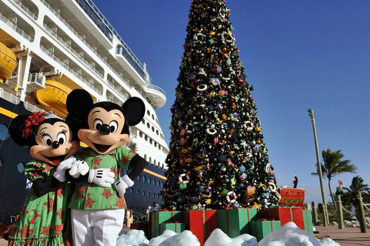 Disney Cruise Line, Natale in crociera!