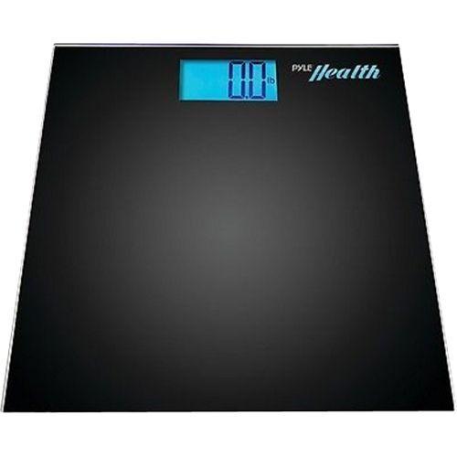 PyleHealth - Bluetooth Digital Weight Scale - Black
