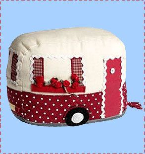 .Sewing machine cover. Too cute