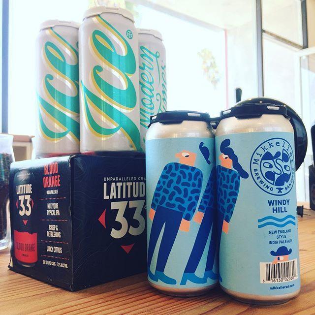 Keep cool this weekend with crisp refreshing beer 🍺😅 @moderntimesbeer #IceLager @latitude33brew #BloodOrangeIPA @mikkellersd #WindyHill #NEStyleIPA . . . . #AleTalesSD #AleTales #KnowYourBeer #IPA #Lager  #SanDiego #SanDiegoBeer #LindaVista #DrinkSD #IndieBeer  #DrinkIndieBeer #IndependentBeer #CraftBeer #DrinkCraftBeer #BeerMe #InstaBeer #BeerGram #sandiego #sandiegoconnection #sdlocals #sandiegolocals - posted by Ale Tales https://www.instagram.com/aletalessd. See more San Diego Beer at…