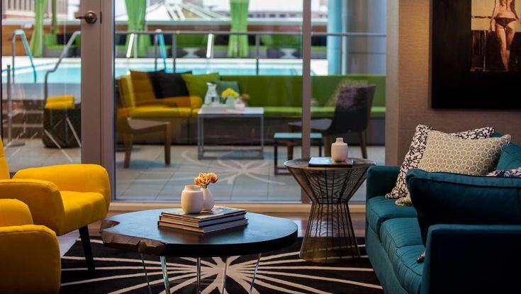Les 17 meilleures images du tableau chambres d h tels les for Hip hotels budget