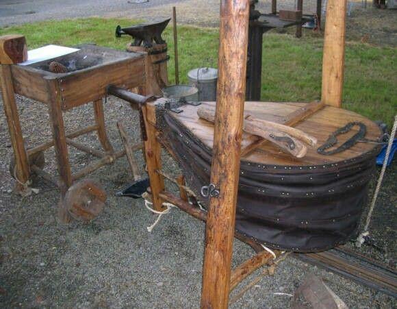 1000 ideas about blacksmith forge on pinterest