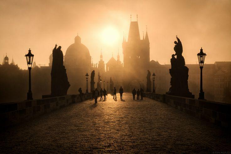 Prague, Czech Republic by Ron Bearry on 500px