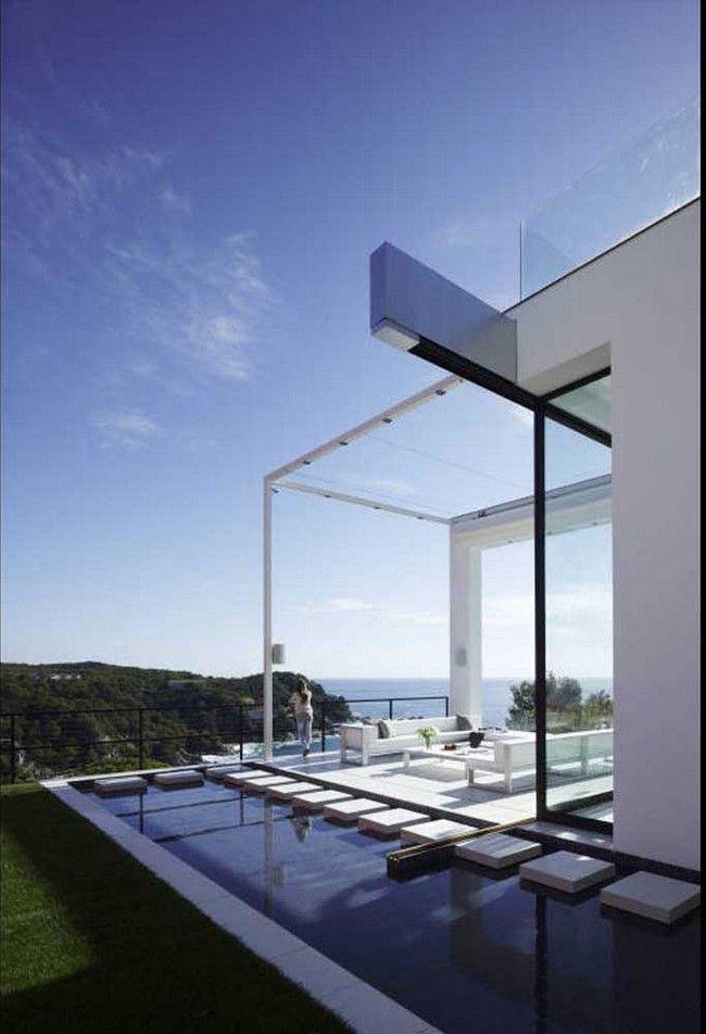 89 best images about x girona costa brava homes on pinterest - Casa playa costa brava ...