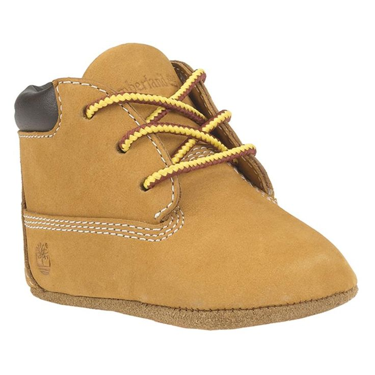 Baby Boy Booties | CRIB BOOTIE WITH HAT by Timberland