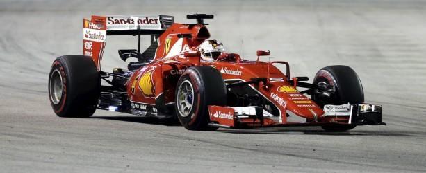 Vettel feiert grandiosen Nacht-Triumph