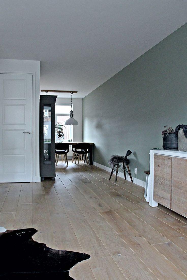 1000 idee n over groene slaapkamers op pinterest groene slaapkamer muren groene slaapkamer - Naakt in haar woonkamer ...
