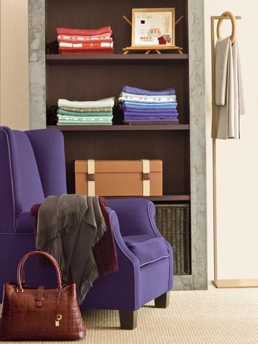 Loro Piana Interiors: Dream Box and Essence of Blends.