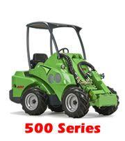 AVANT Loaders | Compact and Mini Diggers | Mini Excavator | Kubota Engines | South Africa