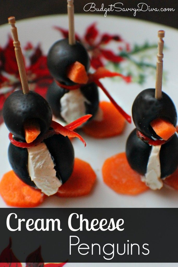 How cute are these Penguins! Gluten - Free and Easy to Make - Pin Pin Pin!