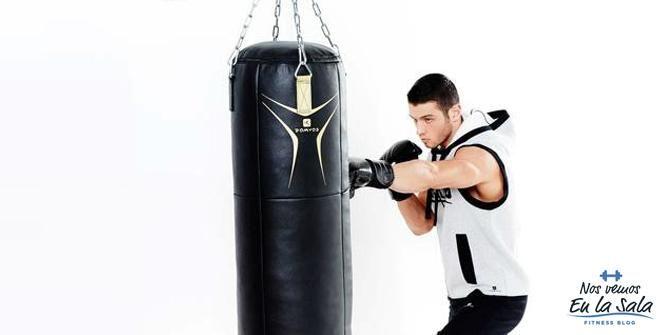 Sacos de boxeo, derrotando a las lesiones - #boxeo #Domyos #Decathlon