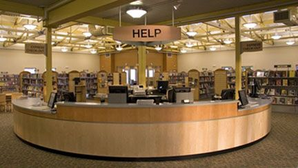 customer service in libraries pdf
