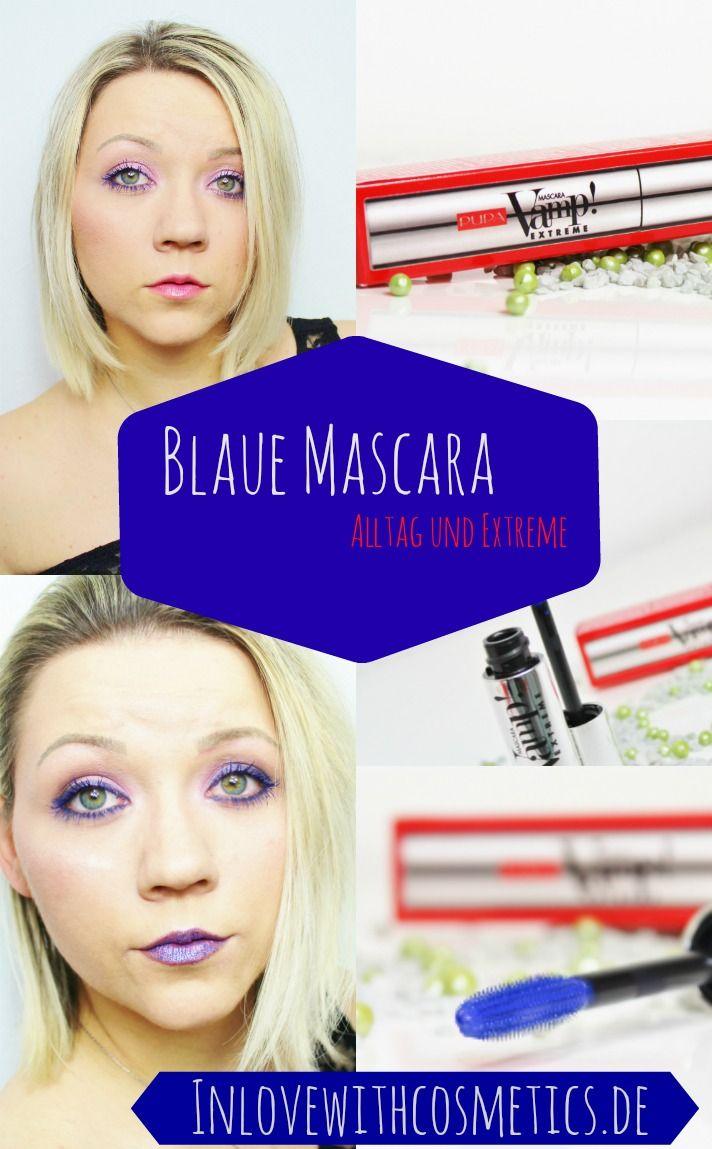 Ich möchte dir gerne die tolle blaue Wimperntusche von Pupa Milano vorstellen! Die VAMP! EXTREME Mascara verzaubert deine Wimpern in wunderschöne lange und dichte Kunstwerke. Für mehr Infos les dich unbedingt rein! Und vergiss nicht meinen Newsletter zu abonnieren! ;o) Dann bist du immer Up-to-date! #Beauty #Mascara# #Blau #Kosmetik #Cosmetic #Augenmakeup