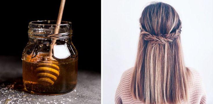 Miodowanie włosów, które odżywia, nawilża i upiększa włosy