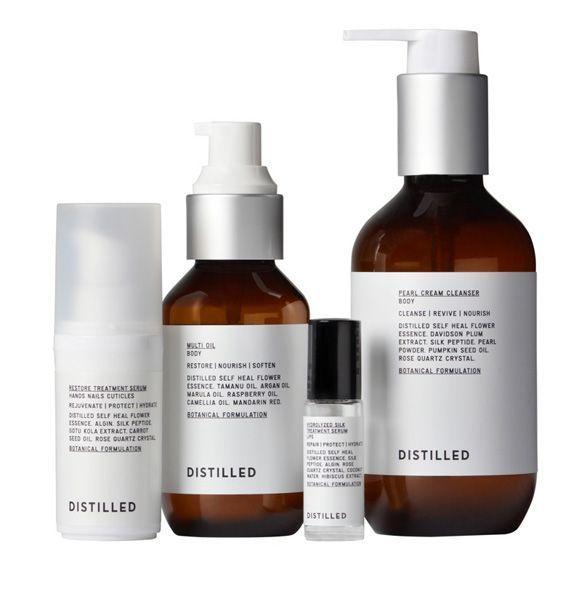 Distilled Organic Skincare Skincare Packaging Organic Skin Care Skin Care