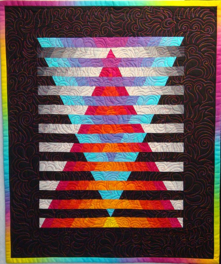 DEsigned By Diane Evans | Show and Art Quilts | Pinterest ...