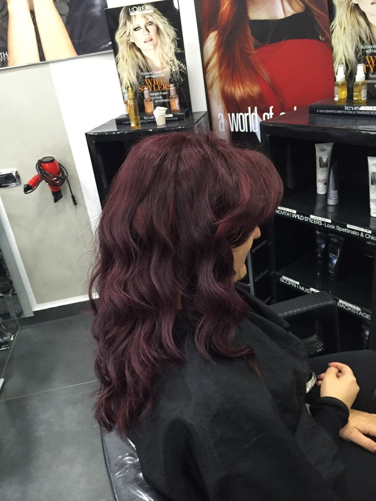 #danilo #doblered #rosso #haircolor #cut #haircut #haitstyle #womenstyle #girl #napoli #wave #onde #wavestyle #hairmodel