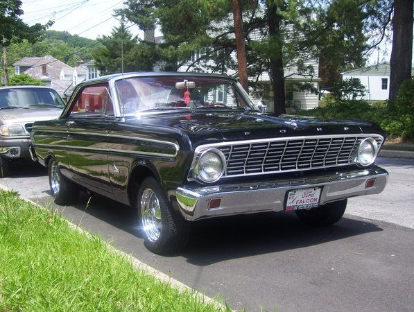 1964 Ford Falcon Futura- the car my dad had and the car that I dream about! | Driver/Collectors | Pinterest | Cars Dads and The ou0027jays & 1964 Ford Falcon Futura- the car my dad had and the car that I ... markmcfarlin.com